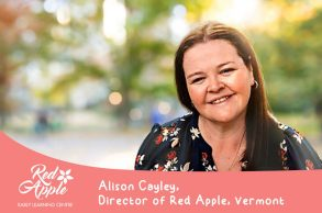 Interview with Red Apple Vermont Director: Alison Cayley